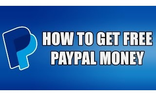Free PayPal Money Instantly